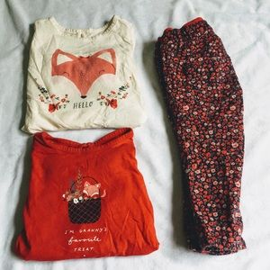 12-18 Month Baby Girl Outfit